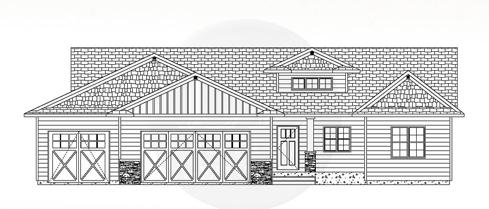Ranch Home LLR-193