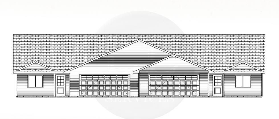 Duplex Home LLD-018