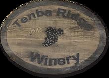 Welcome Tenba Ridge Winery