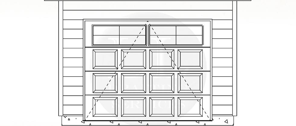 Garage Plan LLG-010