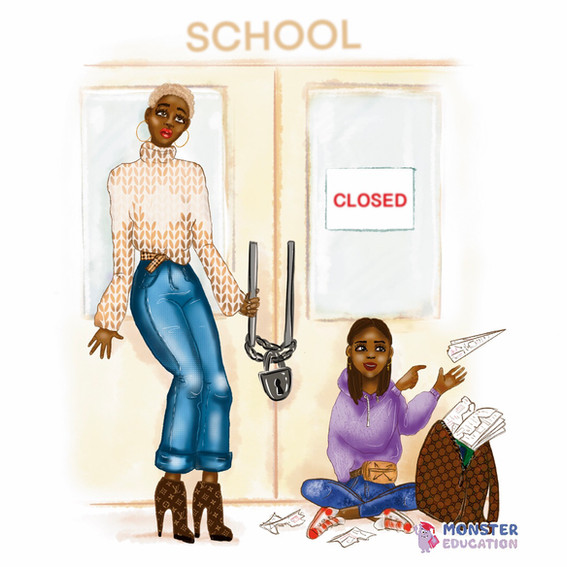 Help! My Child is Falling Behind due to Covid School Closures!