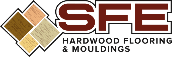 Hardwood Flooring Custom Color Mouldings