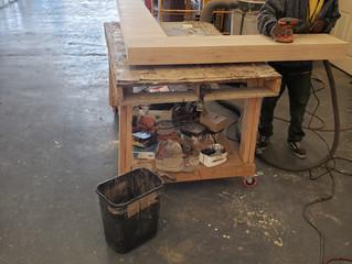 Expert Craftsmen at SFE Wood!