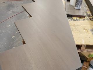 White Oak Skirt Boards