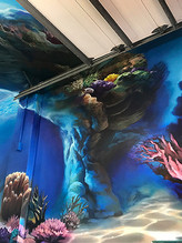 Roof mural 2