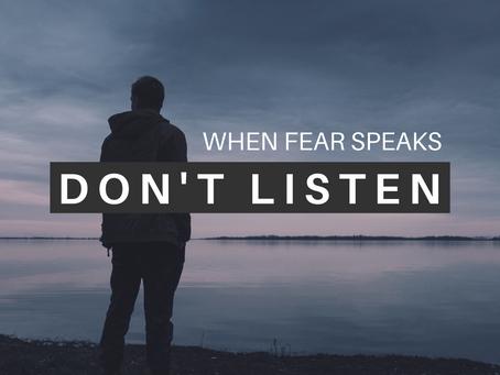 DON'T LISTEN