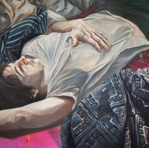 02/11/19| ATELIER AUTOUR DE ROUGE | Scènes de vie quotidienne au fusain et à l'aquarelle