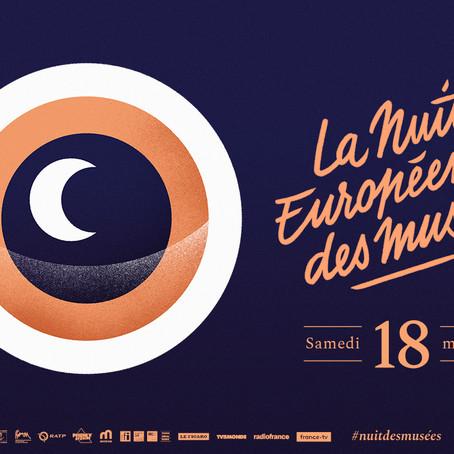 18/05/2019-NUIT EUROPÉENNE DES MUSÉES