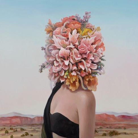 01/02/2020| ATELIER -RU XIAOFAN et ses masques floraux en décopatch