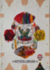 Nicolas POL, Neverlodgik, 21 x 29,7 cm,