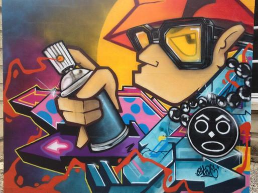 12/10/19-ATELIER BLADE | Graffiti et Bboy wildstyle