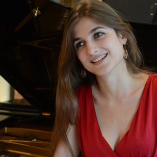 Maroussia Gentet- Les concerts de l'Institut