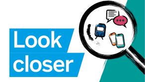 #LookCloser 11th-17th October
