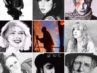 Kirk Andrews Art - Charcoal  Ink  Rock Icons (4) (002).JPG