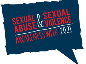 Sexual abuse and violence awareness week