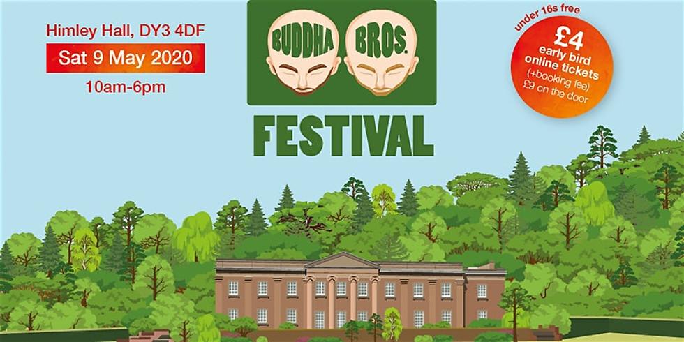 Buddha Bros Vegan Festival - RESCHEDULED TO 2 AUG