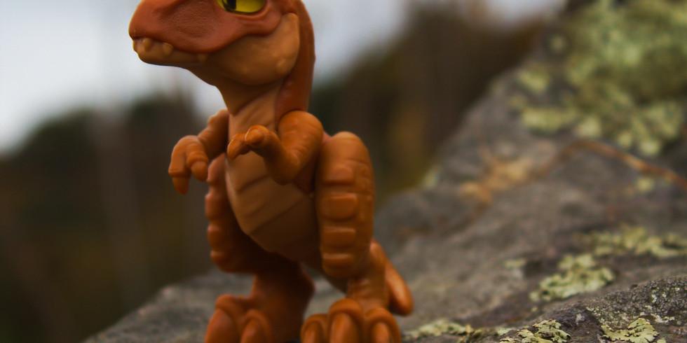 Fairies and dinosaurs trail