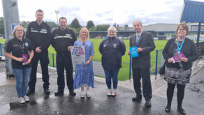 Local football club joins initiative to tackle hate crime