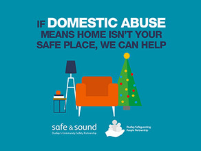 Domestic abuse victims urged to get help