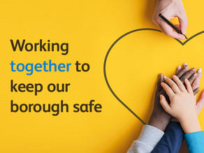 Working together to keep Dudley borough safe