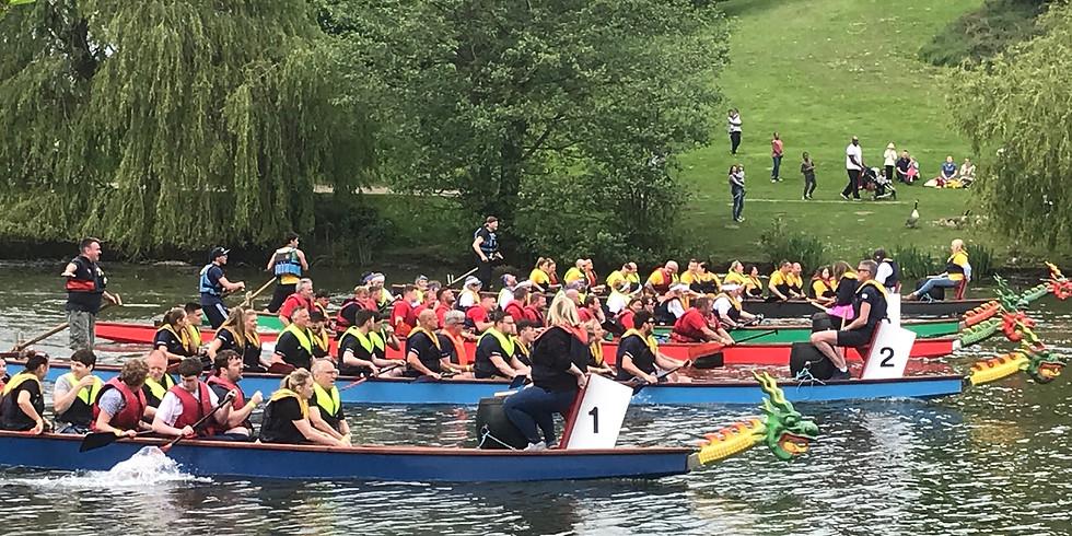 Dragon Boat Race - NEW DATE