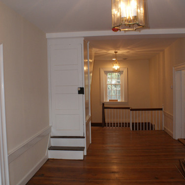 Upstairs Hall
