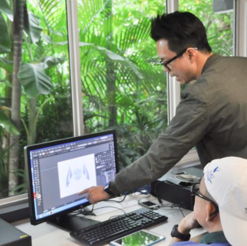 Bringing Design to PwDs – Andy Xu