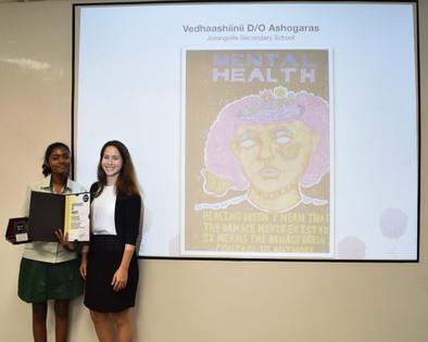 Best Work Award - Jurongville Secondary
