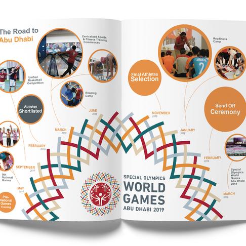 Special Olympics: Editorial