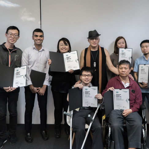 Our Persons-with-Dreams (PWDs) Graduated!