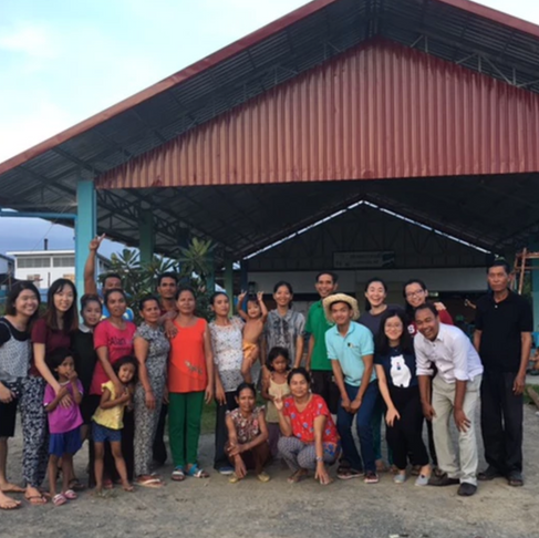 Community-Mapping: The Key To Growing Urban Poor in East Asia?