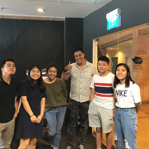 Summer at Make The Change — Internships Stories — Jack from Tanglin Trust International School