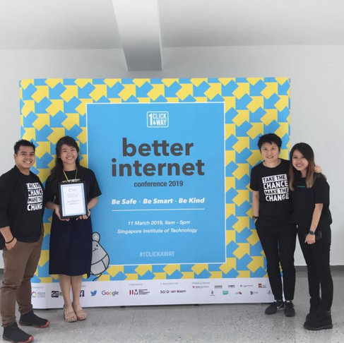MTC At The Inaugural Better Internet Conference!