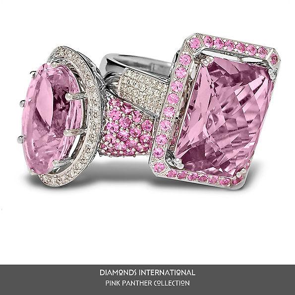 Diamond International Pink Panther Colle