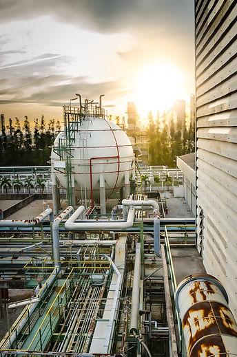 Gas, Lubricants,  Energy