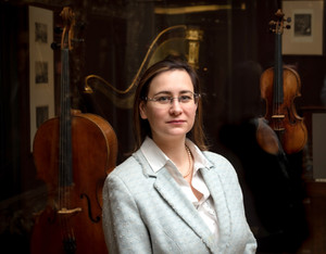 Участие Екатерины Шелухиной в проекте Музея музыки