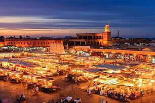 maroko marrakesz plac dzami al-fana.jpeg