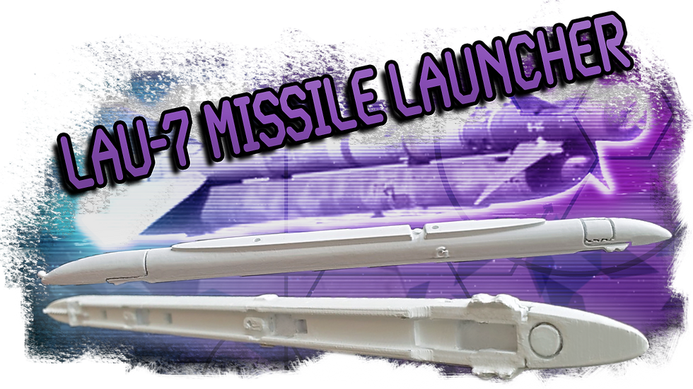 1/4 LAU-7/A Guided Missile Launcher