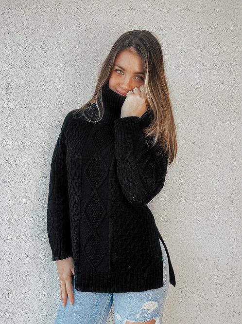 SWEATER OFELIA BLACK