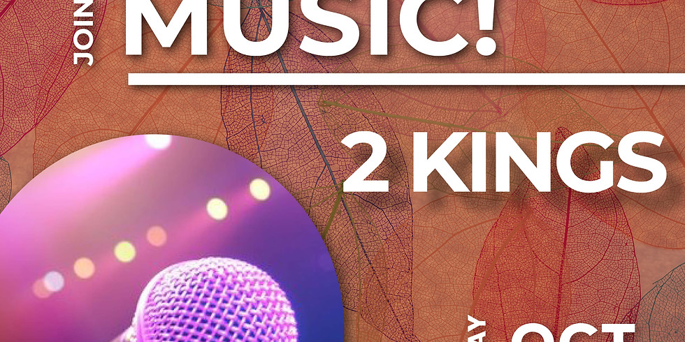 Live Music by 2 Kings