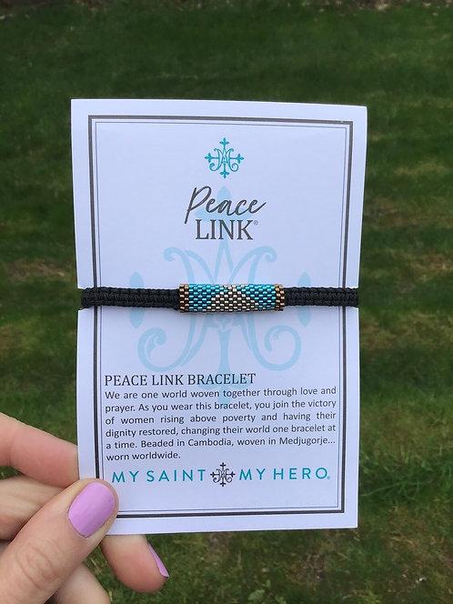 Peace Link bracelet