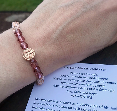 Blessing for my daughter-Mother's love collection