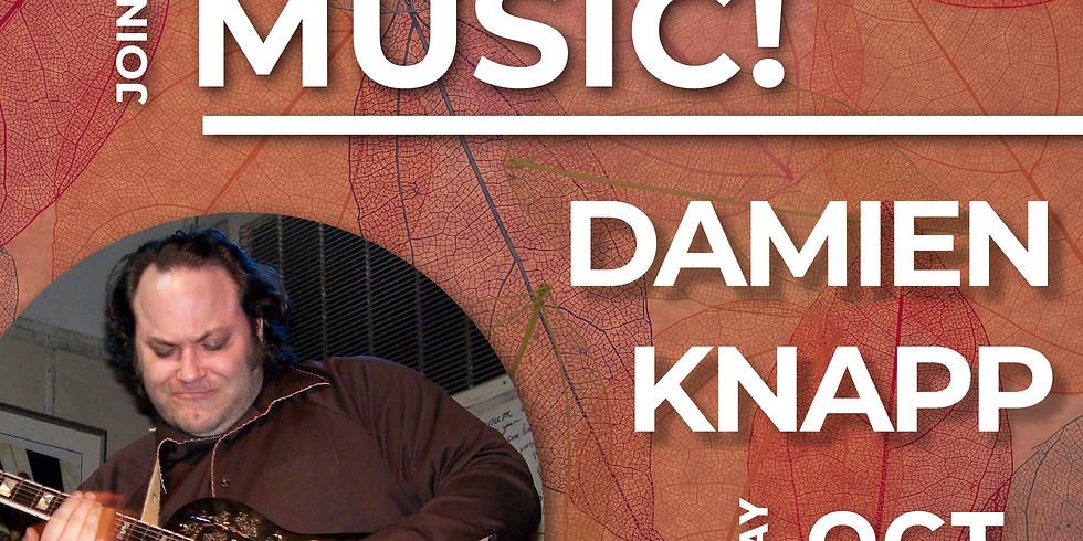 Live Music by Damien Knapp