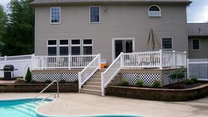 Decks, Structures, & Fencing