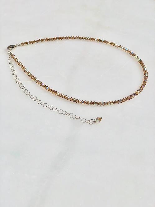 """13-18"""" Light Colorado Necklace/Choker"""