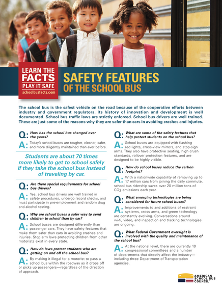 Safety Features Tips