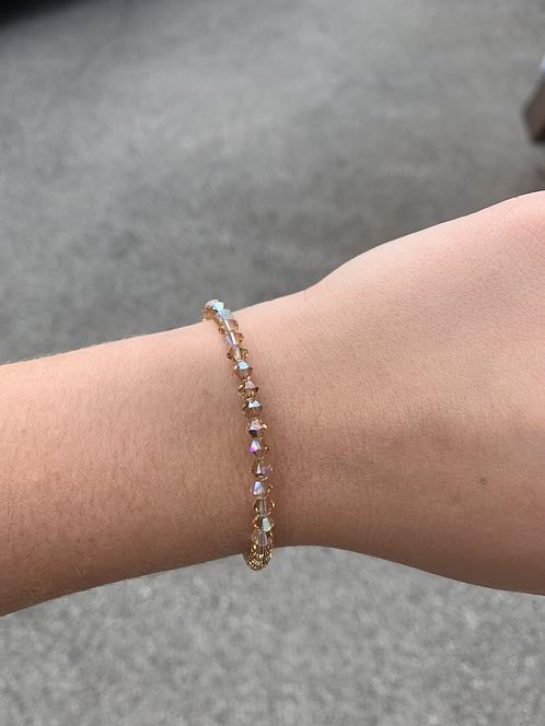 Light Colorado (November Birthstone) Swarovski Crystal Bracelet