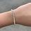 Thumbnail: ABx2 Swarovski Crystal Bracelet