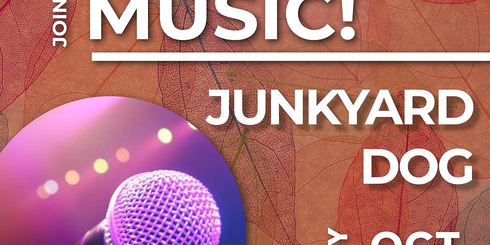 Live Music by Junkyard Dog