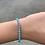 Thumbnail: Turquoise Swarovski Crystal Bracelet